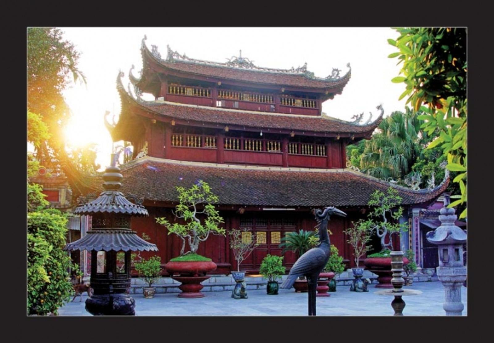 Chùa Dư Hàng Đồ Sơn Hải Phòng