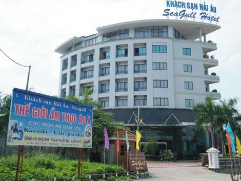 Khách sạn Hải Âu – Đồ Sơn Hải Phòng.