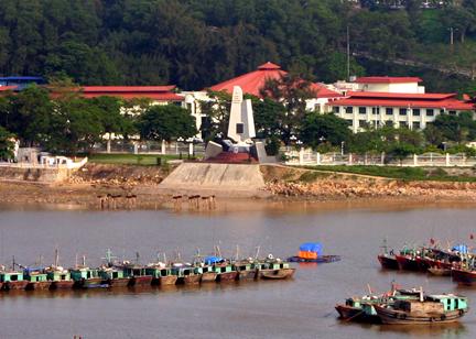 Bến tàu không số K15 Đồ Sơn Hải Phòng