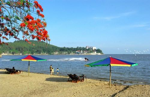 Biển Đồ Sơn, Hải Phòng.