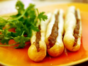 Bánh mỳ cay Đồ Sơn