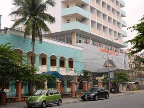 Khách sạn Bank Star hotel Đồ Sơn Hải Phòng