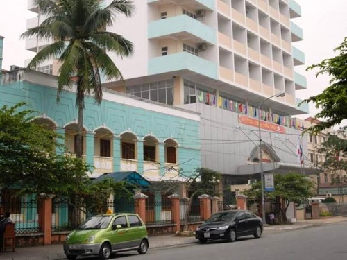 Khách sạn gần biển Bank Star Hotel