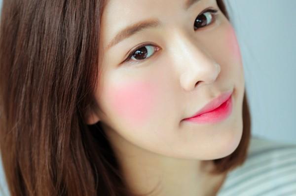 Màu hồng ngọt ngào