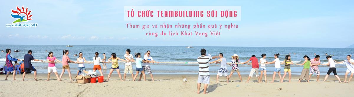 Tổ chức vui chơi tại Đồ Sơn