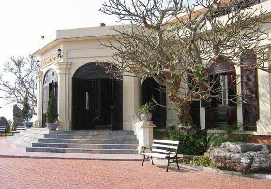Biệt thự Bảo Đại thuộc khu III Đồ Sơn